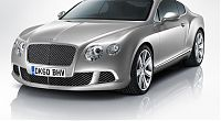 Пневмоподвеска Bentley Continental, Flying Spur